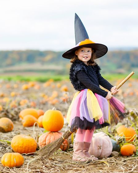 Enjoy pumpkin carving with your children at Gloomsday. Picture: GETTY IMAGES/ISTOCKPHOTO/ROMRODINKA