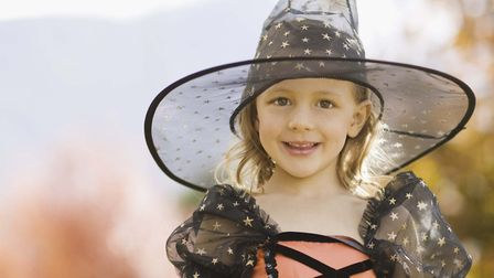 Get your best Halloween costume on and head to Lackford Lakes. Picture: JUPITERIMAGES/GETTY IMAGES
