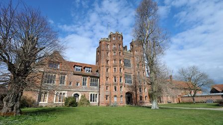 Do you fancy staying the night at Layer Marney Tower this half term? Picture: SARAH LUCY BROWN