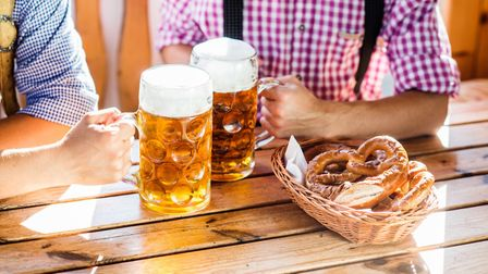 Experience the tastes of Germany at Oktoberfest at Castle Park, Colchester.