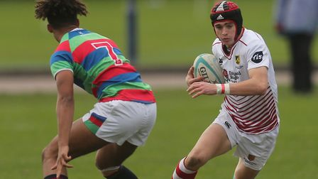 Tom Williams in action for for St Joseph's.Picture:SEANA HUGHES