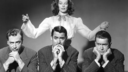 Katharine Hepbun frequently had the upper hand over her male co-stars which made for entertaining co
