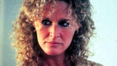 Glenn Close as Alex Forrest in Fatal Attraction. Hollywood has to accept that not all strong women a