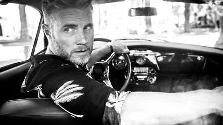 Gary Barlow is coming to Thetford Forest. Picture: JAMIE LUCAS