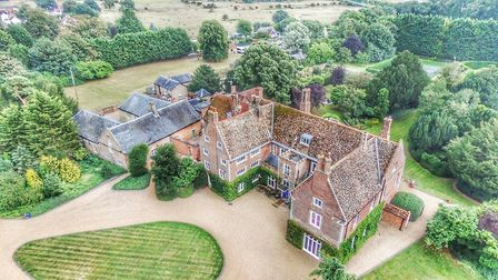 Hockwold Hall. Picture: HOCKWOLD HALL