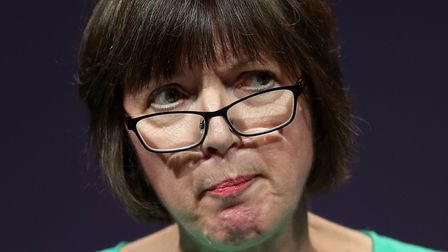 """TUC General Secretary Frances O'Grady, who has said """"Too many people in Britain have been left behin"""