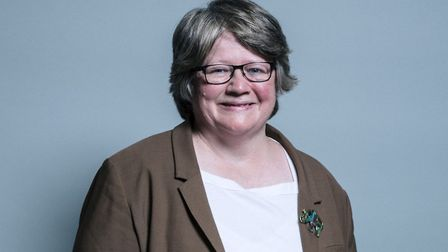 Therese Coffey (Conservative MP for Suffolk Coastal). Picture: House of Commons
