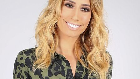 X-Factor star, Stacey Solomon will be switching on the Christmas lights at Freeport Braintree. Pictu