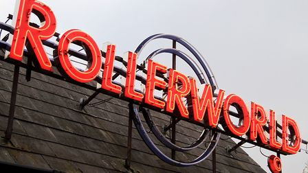 Did you see The Only Way is Essex's second time at Rollerworld, Colchester? Picture: SIMON PARKER