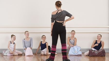 Take your children to a dancing class this weekend. Picture: JUPITERIMAGES/GETTY IMAGES/GOODSHOOT RF