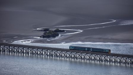 The winner of the Network Rail category of the Landscape Photographer of the Year Awards, The 08.52