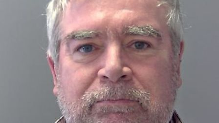 Robert Mason, 59, of Leicester. Picture: SUFFOLK CONSTABULARY