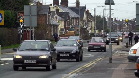 File image of London Road, Stanway. Picture: CLIFFORD HICKS EADT