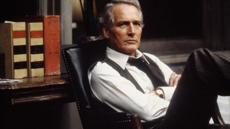 Paul Newman stars as alcoholic lawyer Frank Galvin in the courtroom drama The Verdict. Photo: 20th C