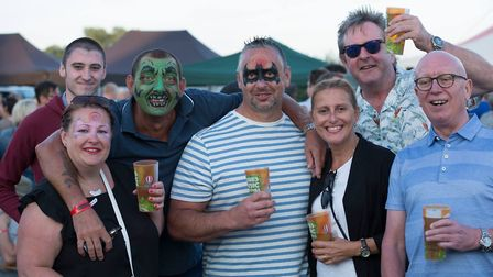 Music lovers at the popular Bures event. Picture: CONTRIBUTED
