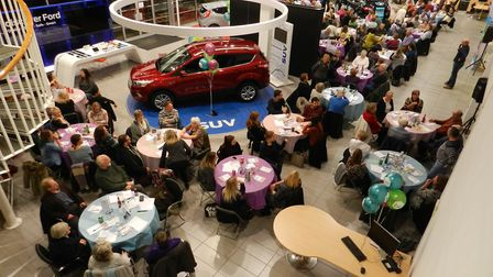 John Grose motor group is holding quiz nights next month at three of its dealerships. Picture: John