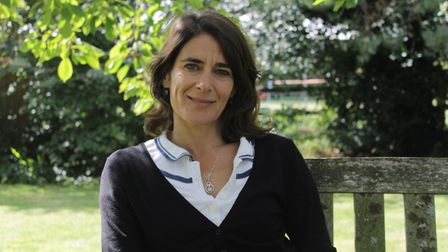 Esther Freud. Picture: UNIVERSITY OF SUFFOLK