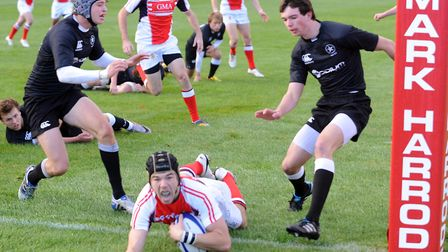 The St Joseph's College Rugby Festival is one of the best in the country. Picture: ARCHANT