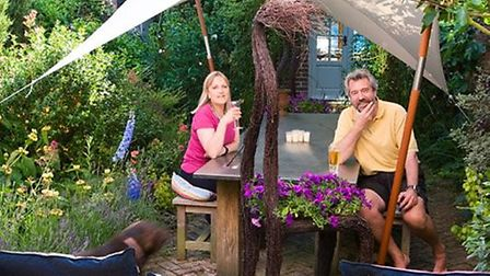 Paula and Peter Romaniuk of the Weeping Willow, Barrow, near Bury St Edmunds. Picture: CLIVE NICHOLS