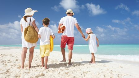 Rising numbers of parents are taking children out of school for family holidays in Suffolk. Picture: