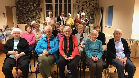 The St Mary's Wives group