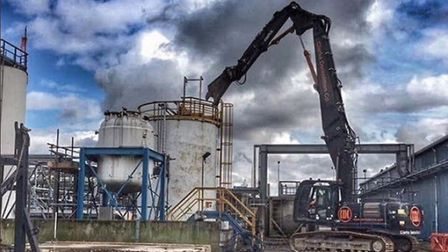 Demolition company CDC has been acquired by the TRU7 Group. Picture: TRU7 Group