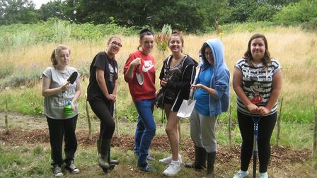 Opportunities such as its summer programme help youngsters socially and is one of a number run by Su