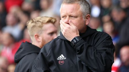 Sheffield United boss Chris Wilder. Picture: FOCUS IMAGES