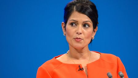 Priti Patel could face a battle for an Essex seat after the Boundary Commission recommended merged h