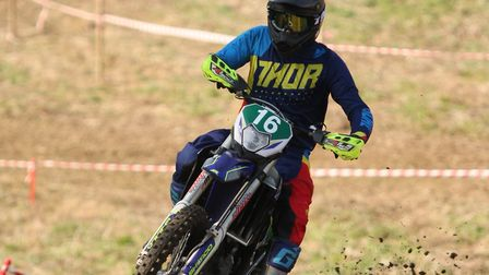 Kevin Palmer won the Expert Class with Ben Grice. Picture: ANTHONY RIDGE