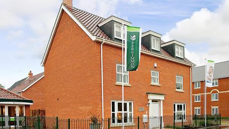 Persimmon Homes is setting up a new regional office to cover Suffolk.