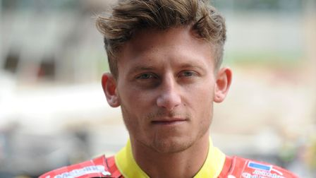 Danny Halsey is battling injury. Picture: ARCHANT