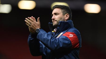 Bristol City manager Lee Johnson came under pressure from supporters during the club's relegation fi