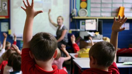 Rising numbers of seven-year-olds are reaching the expected standards in Suffolk's primary schools.
