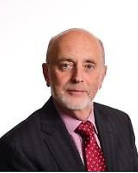Ray Gooding, Essex County Council cabinet member for education