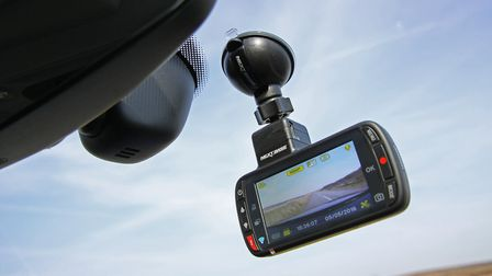 Police will launch a campaign encouraging the public to send in dash cam footage. Picture: Matt Kimb