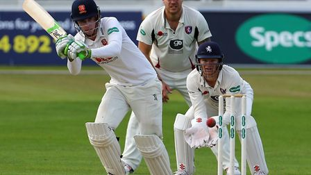 Essex's Dan Lawrence (left) was superb for the County champions this season. Picture: PA
