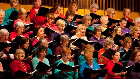 The Trianon Music Group performing. PIcture: ARCHANT