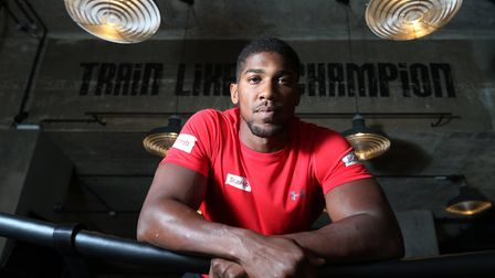 Anthony Joshua has turned his life around. Picture: PA SPORT