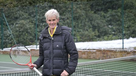 Judy Murray has been a huge support to Nino, and the Elena Baltacha Foundation. Picture: ARCHANT