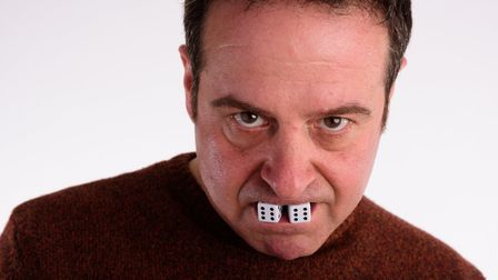 Comedian, activist and journalist Mark Thomas brings his latest show to the region. Photo: Jane Hobs