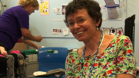 Dr Lucy Grove is getting an award for her work with children in west Suffolk. Picture: WELLCHILD