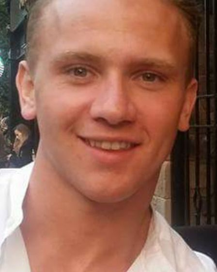 Corrie McKeague. Picture: Suffolk Police