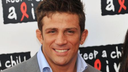 Alex Reid will be in Ipswich on October 8 giving an MMA masterclass raising money for the Cystic Fib