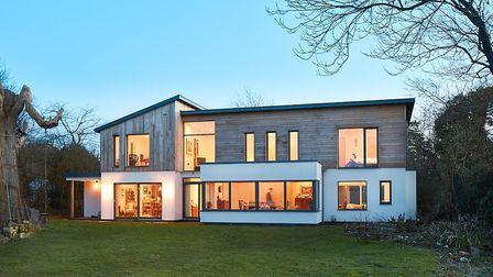 Harefield House, Norton, Plaice Design's winning entry for the Alan King Award for Excellence in Arc