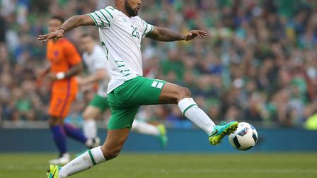 Injuries have limited David McGoldrick to six caps for the Republic of Ireland. Photo: PA