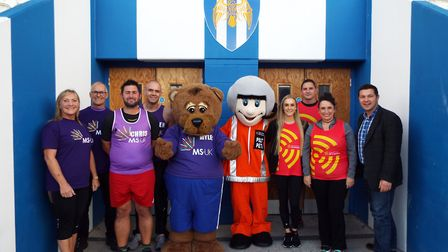 Essex and Herts Air Ambulance Trust and MS-UK will be charity partners for the 2018 Colchester Half