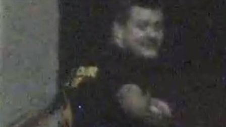 Police would like to identify this man in connection with an assault in Bury St Edmunds. Picture: SU