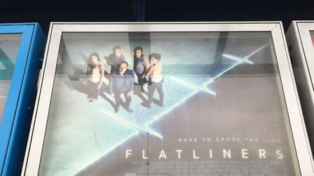 Here is what we thought of Flatliners. Picture: MEGAN ALDOUS