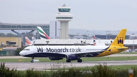 Monarch Airlines has gone into administration. Picture: Press Association